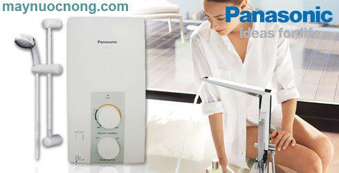 may nuoc nong truc tiep Panasonic